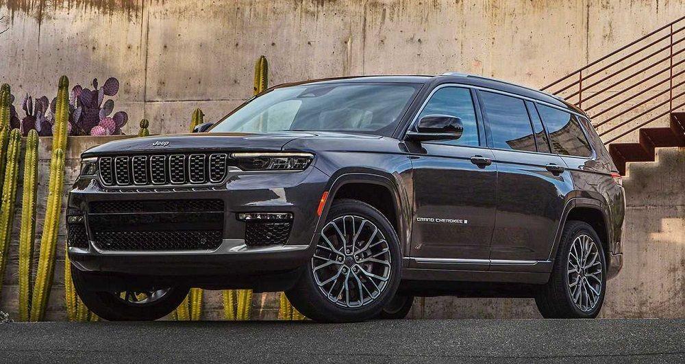 Авто с большим клиренсом Jeep Grand Cherokee
