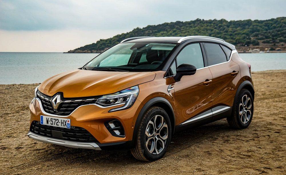 Авто с большим клиренсом Renault Kaptur