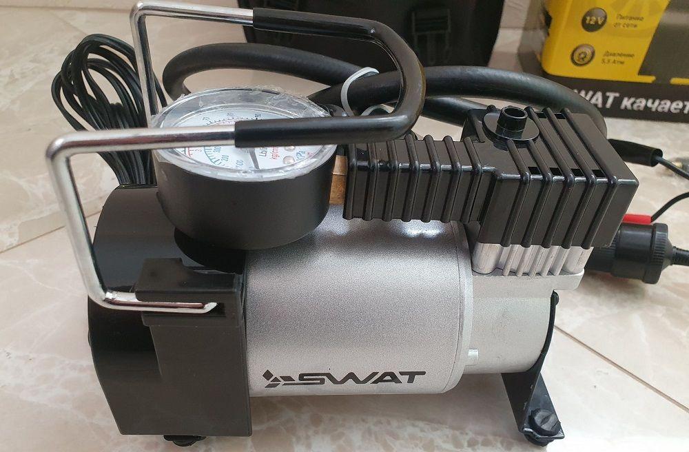 Автомобильный насос SWAT SWT-106