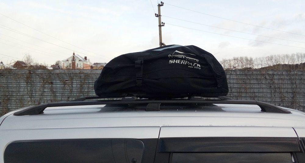 Багажник на крышу GreenValley SherPack 270