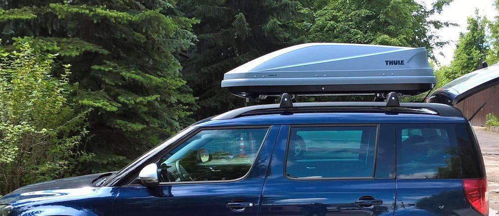 Багажник на крышу Thule Touring M200