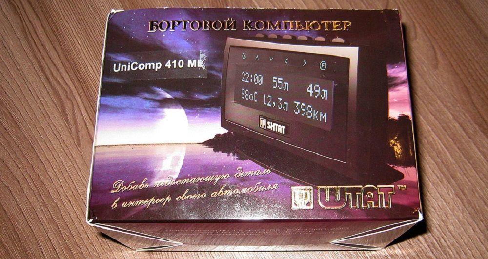 Бортовой компьютер Shtat Unicomp 410ML