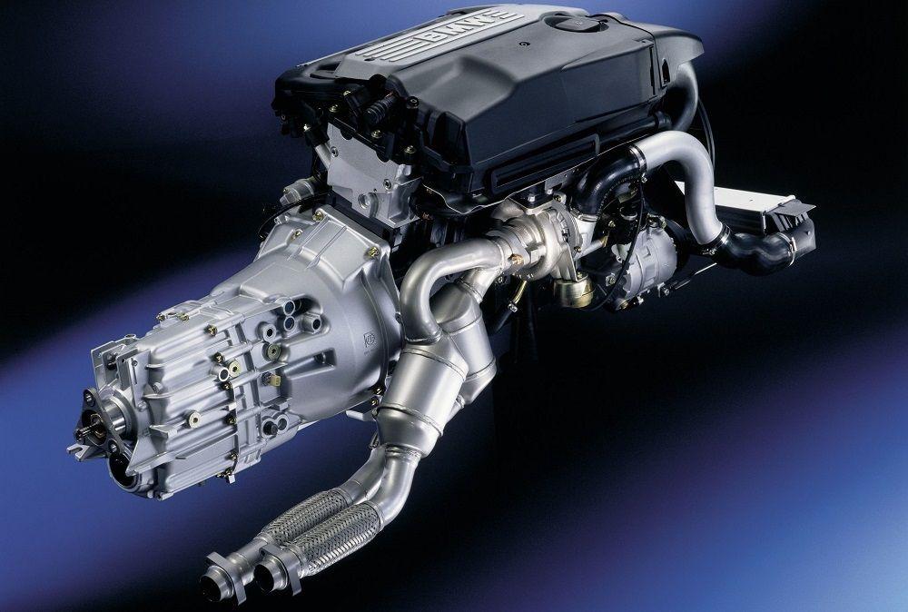 Дизельный двигатель BMW M57
