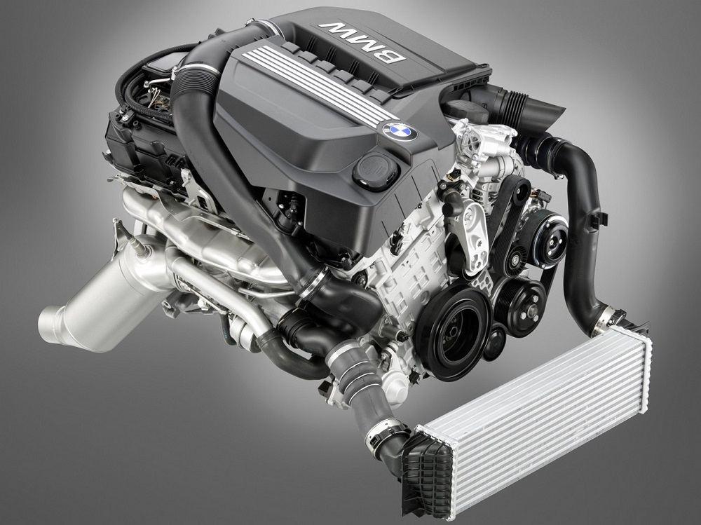 Дизельный двигатель BMW N55