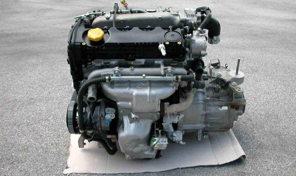 Дизельный двигатель Fiat 1.9 JTD