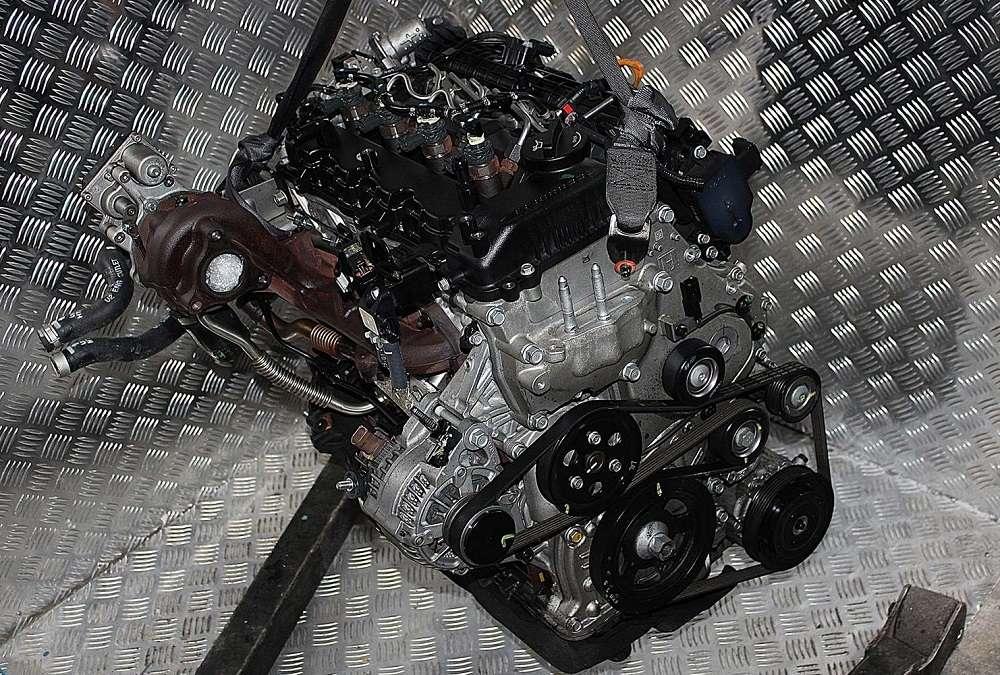 Дизельный двигатель Hyundai/Kia D4FB