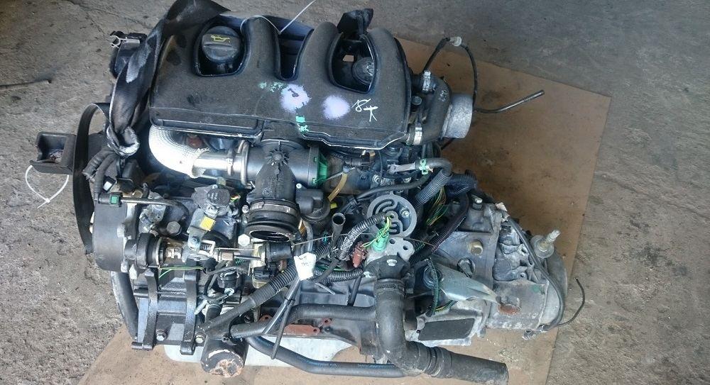 Дизельный двигатель PSA 1.9 D