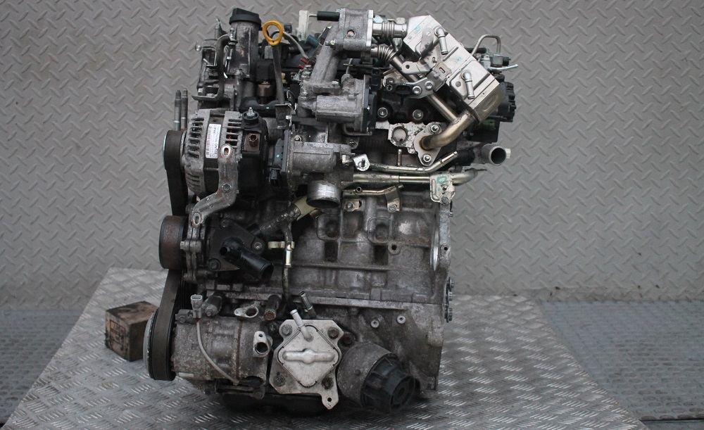 Дизельный двигатель Toyota 1ND-TV