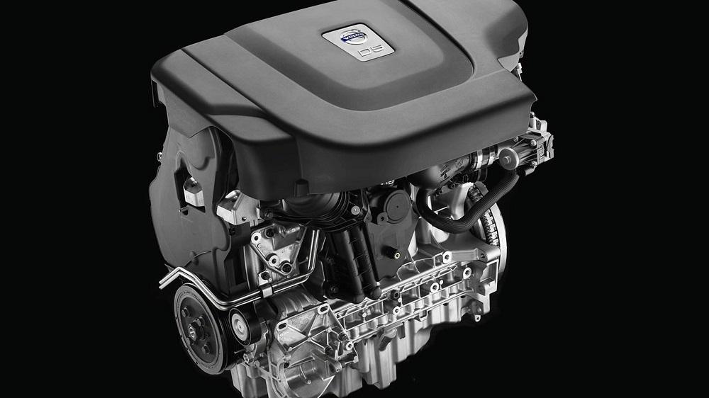 Дизельный двигатель Volvo D5