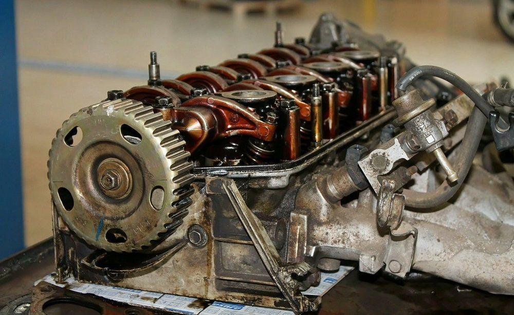 Двигатель с большим пробегом