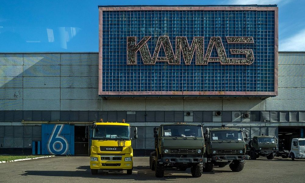 Компания КАМАЗ