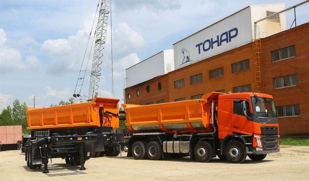 Компания Тонар