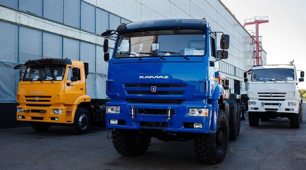 Лучшие отечественные грузовики