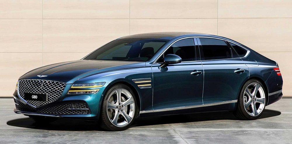 Лучший автомобиль премиум-класса Hyundai Genesis
