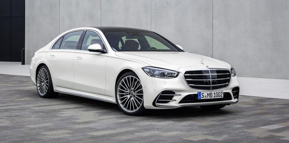 Лучший автомобиль премиум-класса Mercedes-Benz S-Class