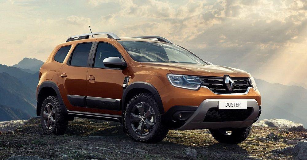 Лучший бюджетный кроссовер Renault Duster