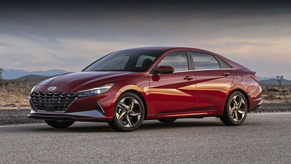 Лучший седан Hyundai Elantra