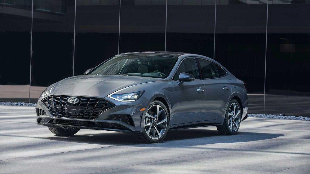 Лучший седан Hyundai Sonata