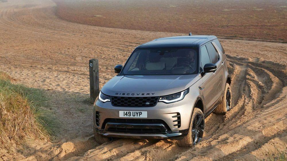 Лучший внедорожник года Land Rover Discovery