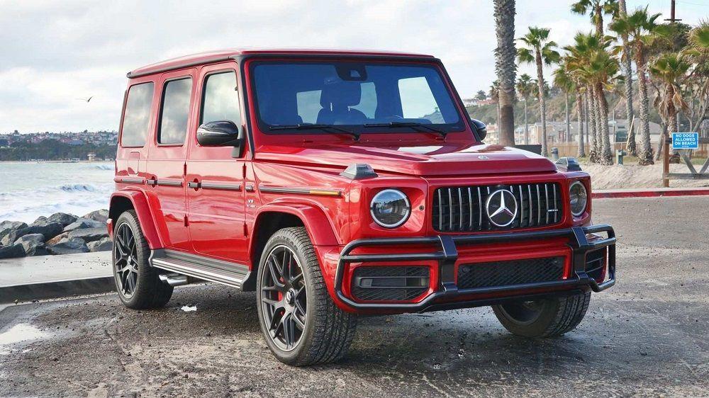 Лучший внедорожник Mercedes-Benz G-class