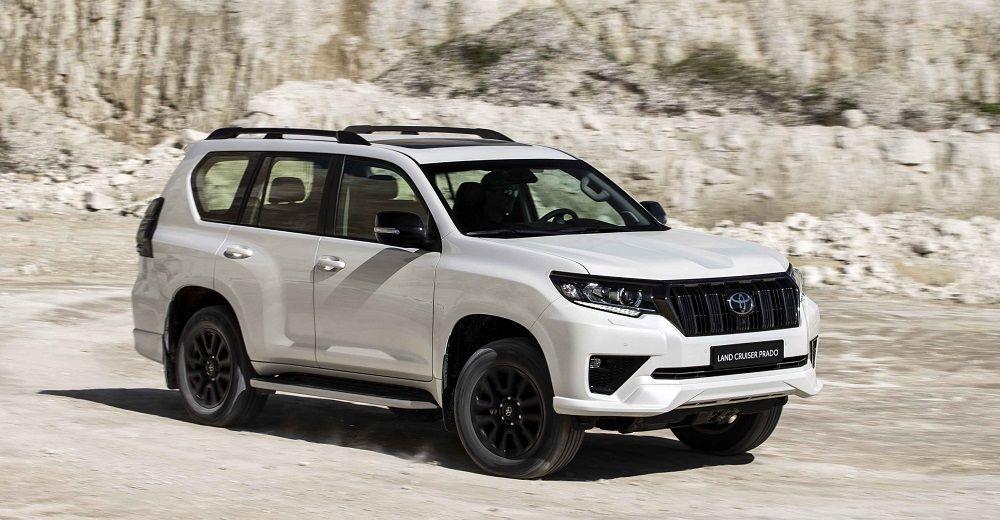 Лучший внедорожник Toyota Land Cruiser Prado