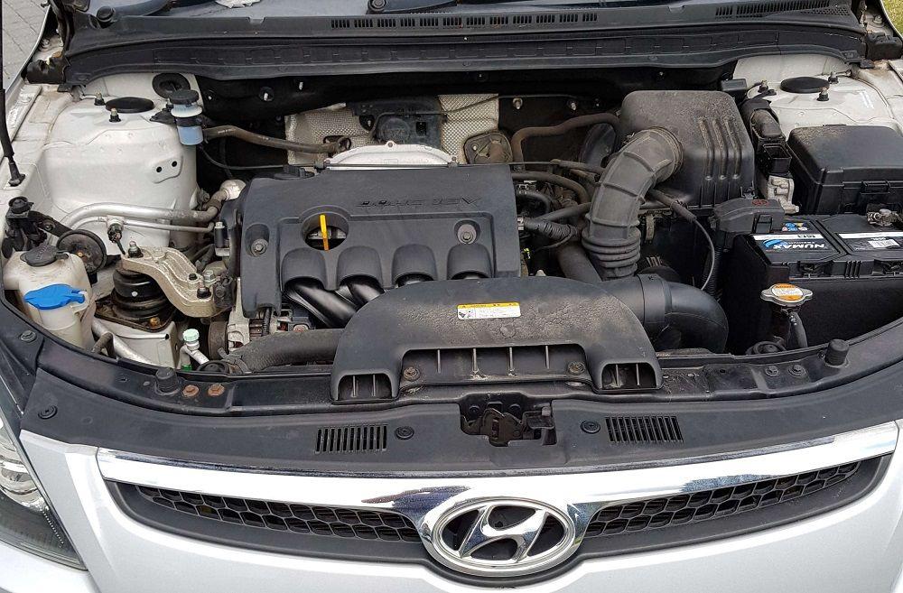 Надёжный двигатель Hyundai/Kia G4FC