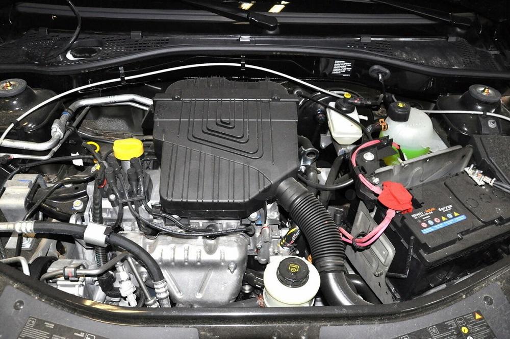 Надёжный двигатель K7M