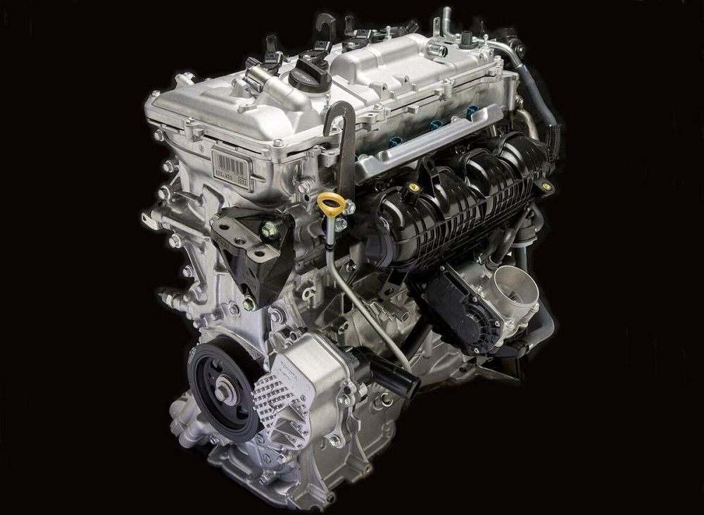 Надёжный двигатель Toyota 1ZR-FE