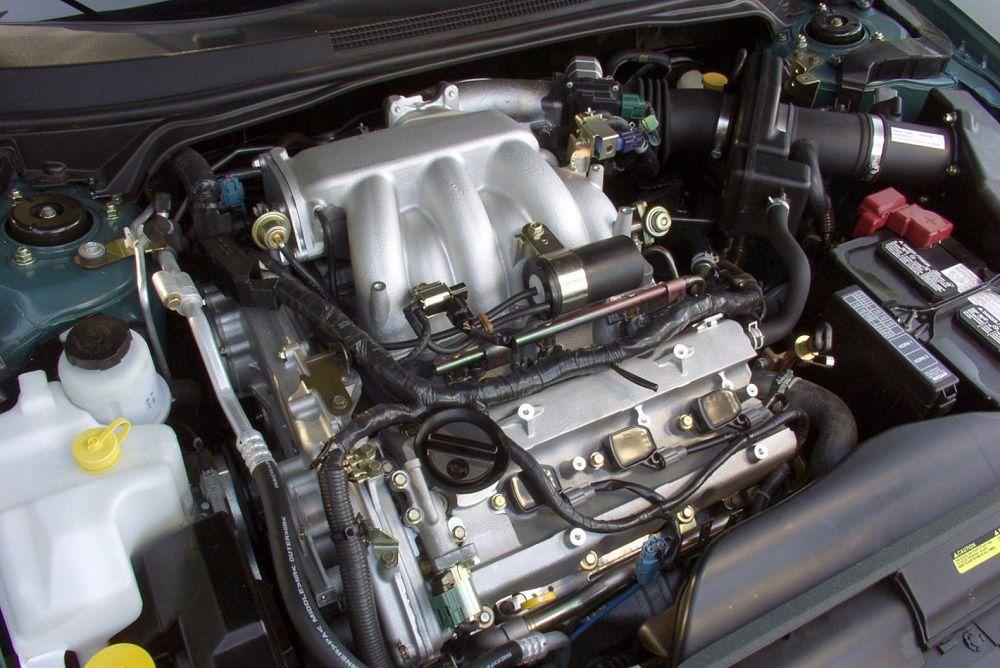 Надёжный двигатель VQ30DE