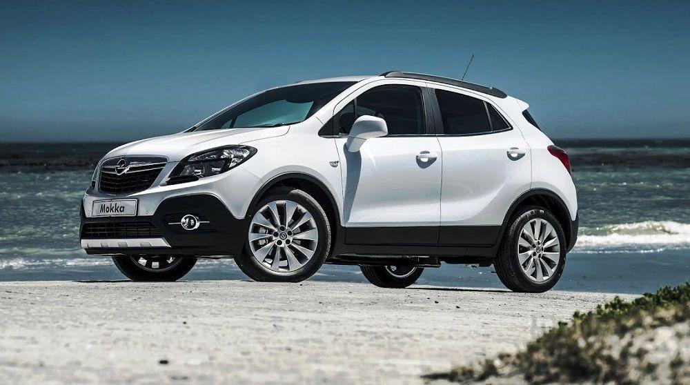 Надёжный подержанный кроссовер Opel Mokka