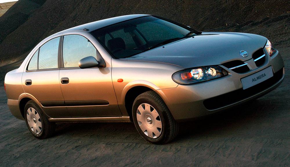 Nissan Almera II