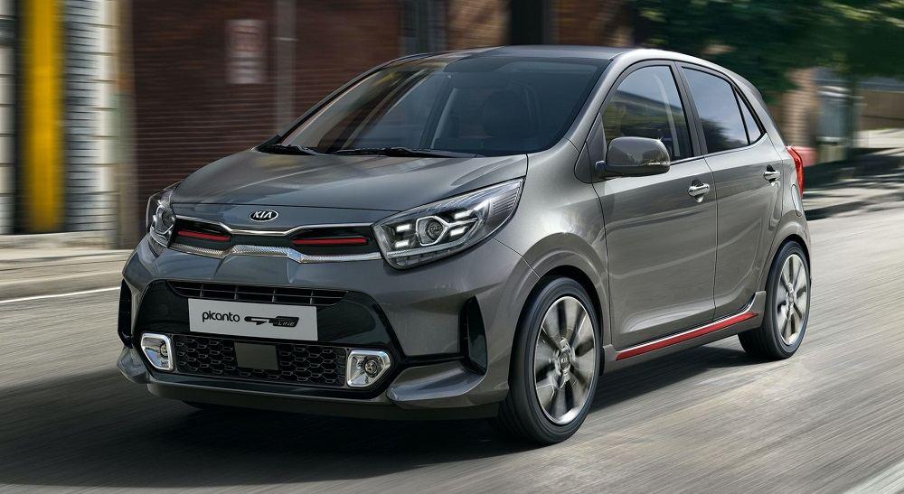 Новый автомобиль до 1 миллиона Kia Pacanto
