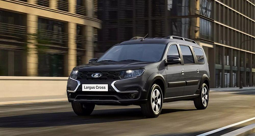 Новый автомобиль до 1 миллиона Lada Largus Cross