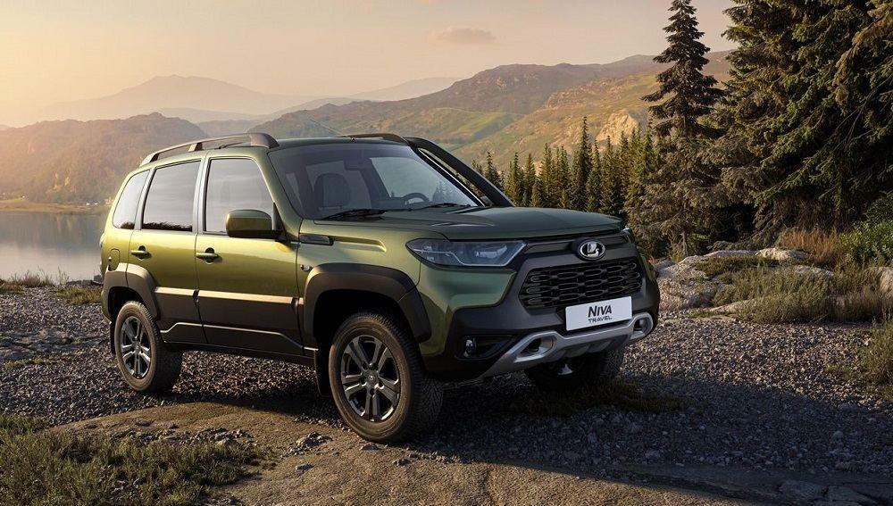 Новый автомобиль до 1 миллиона Lada Niva Travel