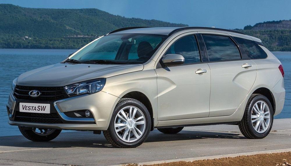 Новый автомобиль до 1 миллиона Lada Vesta SW