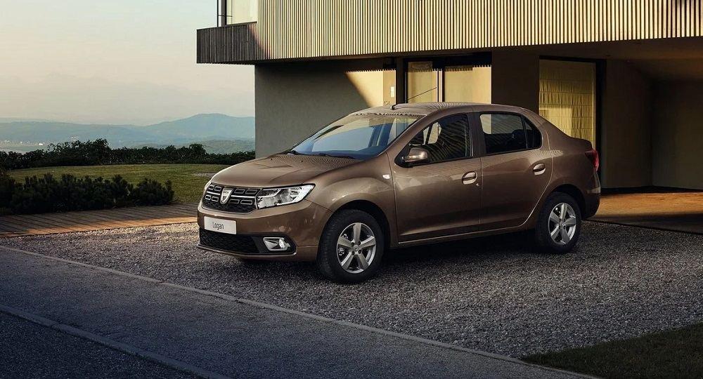 Новый автомобиль до 1 миллиона Renault Logan