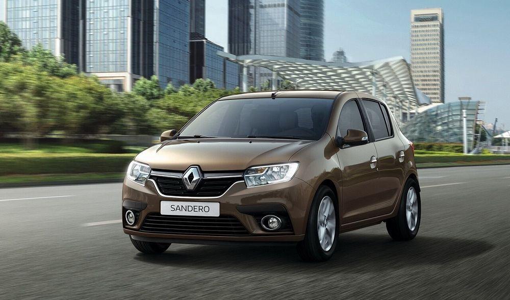 Новый автомобиль до 1 миллиона Renault Sandero