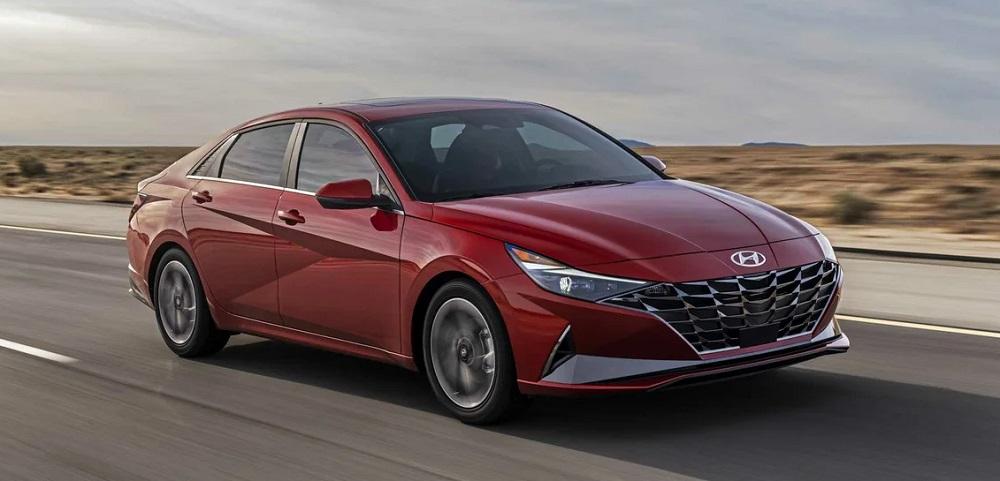 Новый автомобиль до 1,3 миллиона Hyundai Elantra