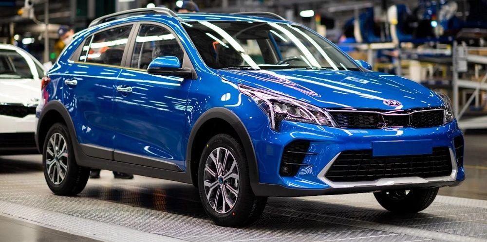 Новый автомобиль до 1,3 миллиона Kia Rio X-Line
