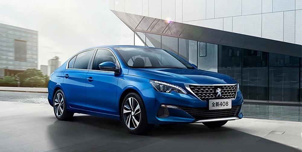 Новый автомобиль до 1,3 миллиона Peugeot 408