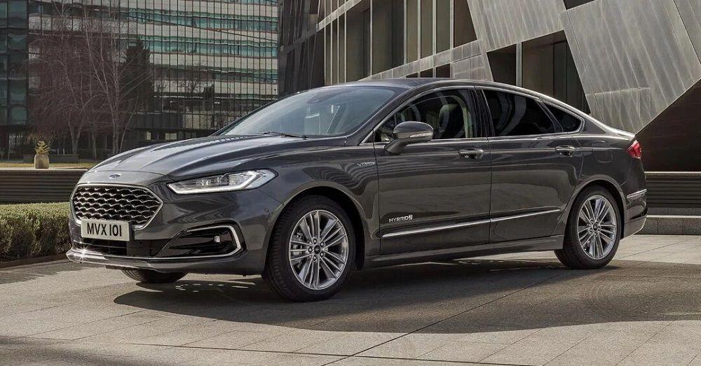 Новый автомобиль до 1,4 миллиона Ford Mondeo