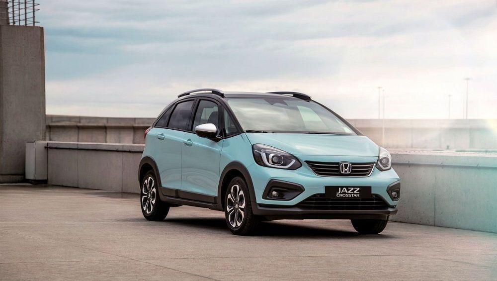 Новый автомобиль до 1,4 миллиона Honda Jazz Crosstar