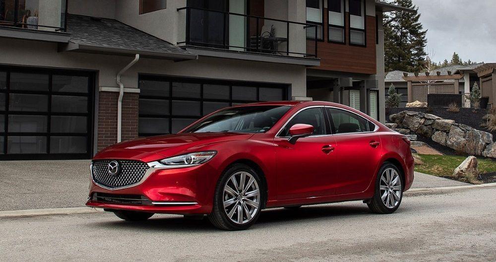 Новый автомобиль до 1,4 миллиона Mazda 6