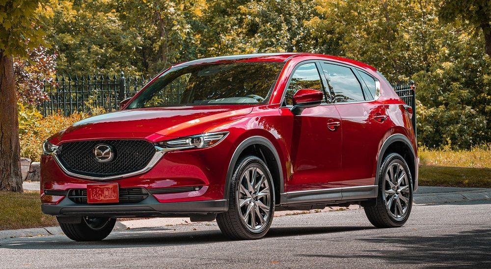 Новый автомобиль до 1,4 миллиона Mazda CX-5