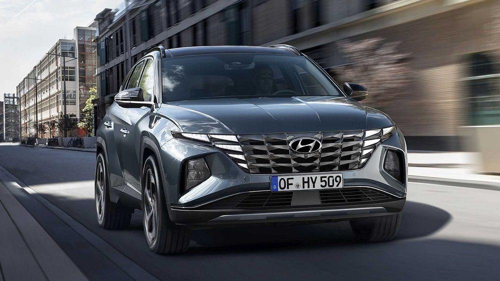 Новый автомобиль до 1,8 миллиона Hyundai Tucson