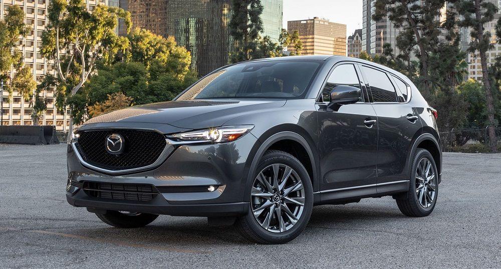 Новый автомобиль до 1,8 миллиона Mazda CX-5