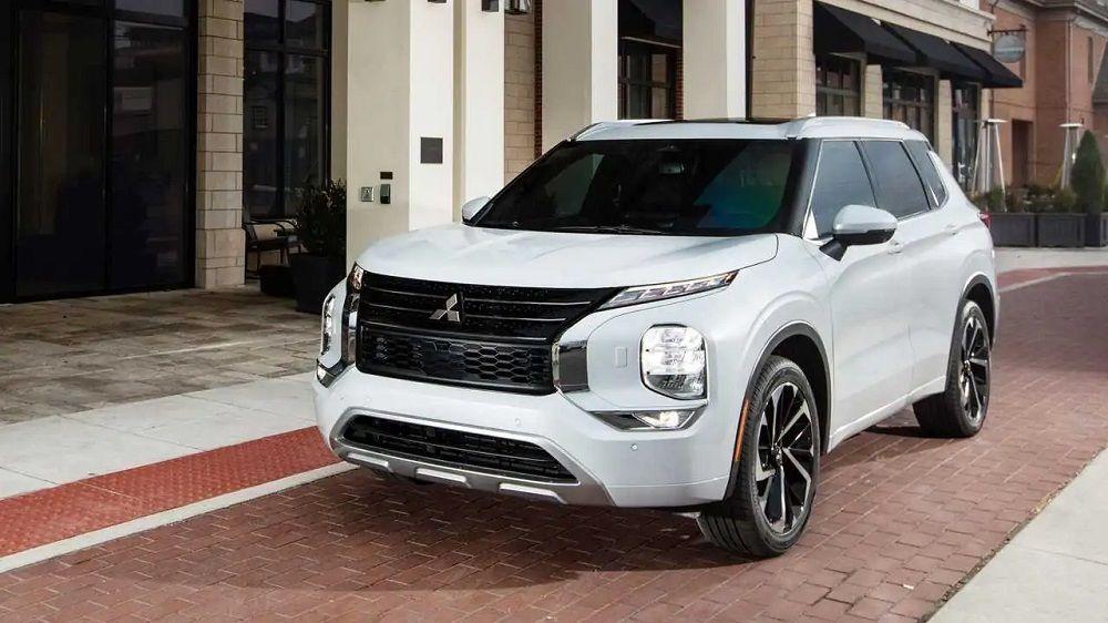 Новый автомобиль до 1,8 миллиона Mitsubishi Outlander