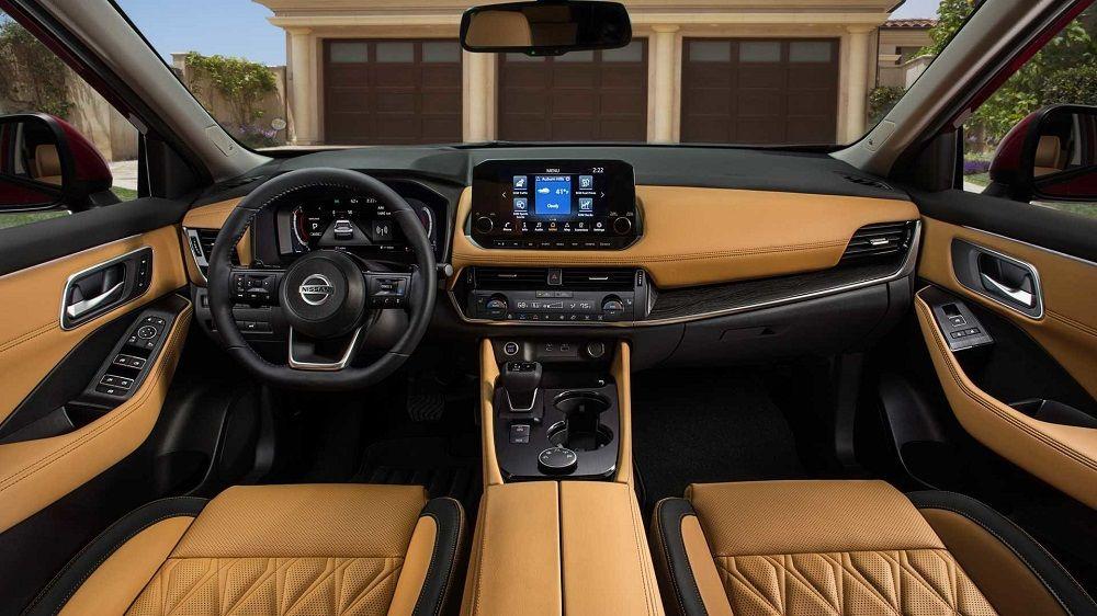 Новый автомобиль до 1,8 миллиона Nissan Qashqai внутри