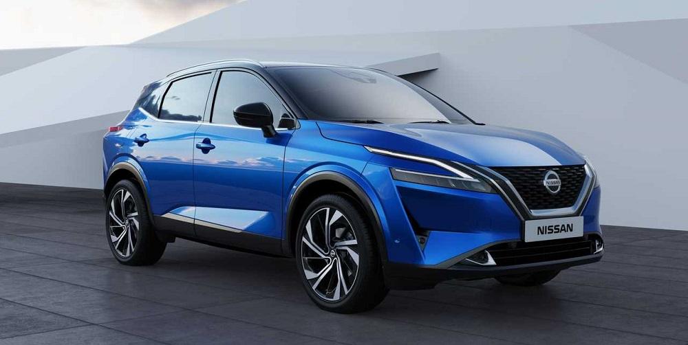 Новый автомобиль до 1,8 миллиона Nissan Qashqai