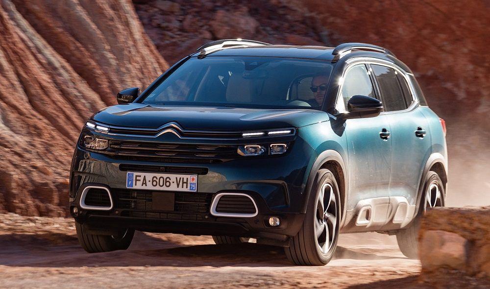 Новый автомобиль до 2 миллионов Citroen C5 Aircross